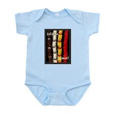 Lei Hulu Infant Creeper
