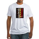 Lei Hulu Fitted T-Shirt