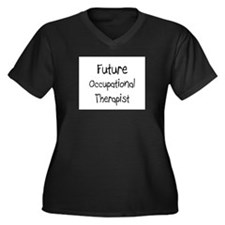 Future Occupational Therapist Women's Plus Size V-