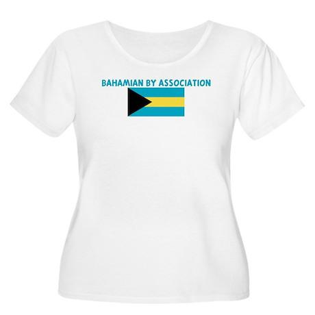 BAHAMIAN BY ASSOCIATION Women's Plus Size Scoop Ne