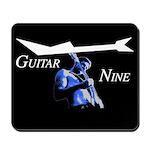 Guitar Nine Mousepad