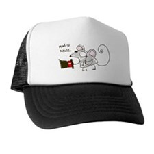 Unique Mouse Trucker Hat