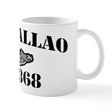 USS JALLAO Small Mug