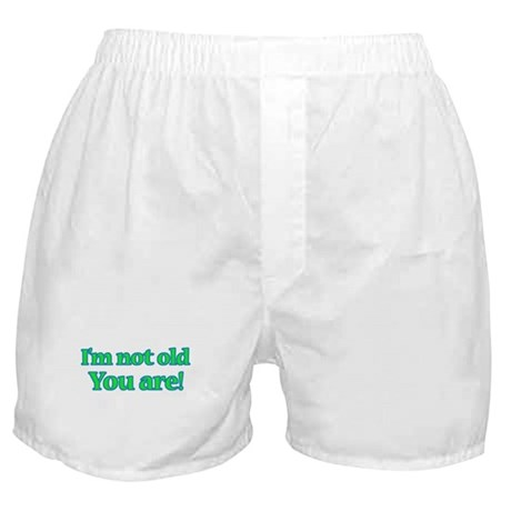 Funny Birthday Gifts Boxer Shorts