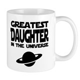 Greatest Daughter Small Mugs