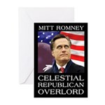 Mitt Celestial Greeting Cards (Pk of 10)