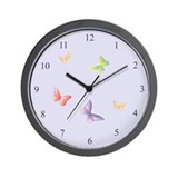 Funny Girl Wall Clock
