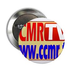 "CCMR Ministries 2.25"" Button (100 pack)"