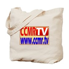 CCMR TV Tote Bag