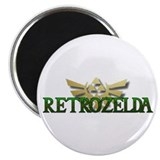 "Retrozelda 2.25"" Magnet (10 pack)"