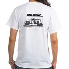 CMDA Railroad 2-Sided T-Shirt