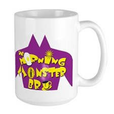 The Morning Monster Bru Mug