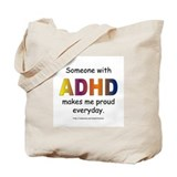 ADHD Pride Tote Bag