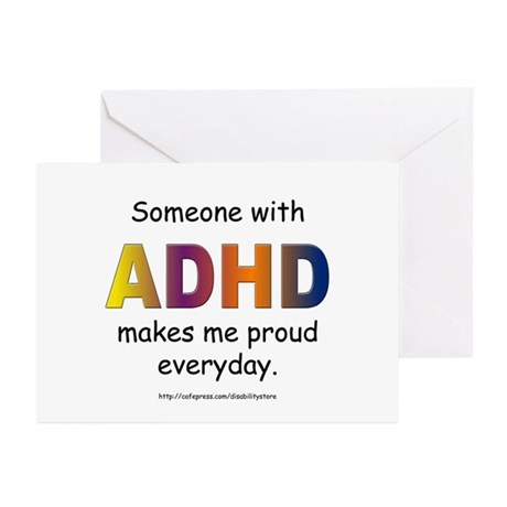 ADHD Pride Greeting Cards (Pk of 10)
