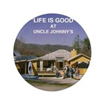 "Uncle Johnny's 3.5"" Button (100 pack)"