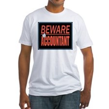 Beware of Accountant Shirt