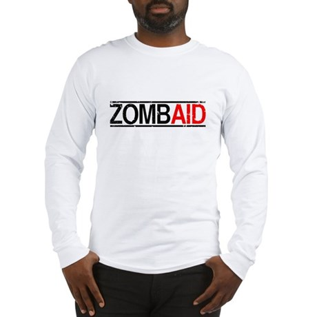ZombAid Long Sleeve T-Shirt