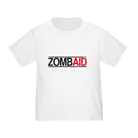 ZombAid Toddler T-Shirt