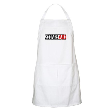 ZombAid BBQ Apron