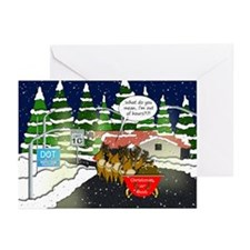 CoopsAreOpen Greeting Cards (Pk of 20)