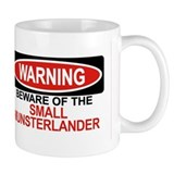 SMALL MUNSTERLANDER Mug