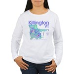 Killington Resort Women's Long Sleeve T-Shirt