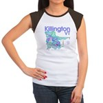 Killington Resort Women's Cap Sleeve T-Shirt