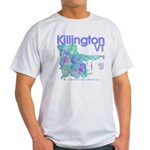 Killington Resort Light T-Shirt