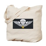 Vietnam Paratrooper Tote Bag
