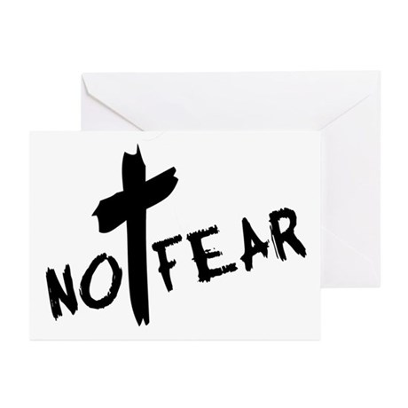 No Fear Greeting Cards (Pk of 20)