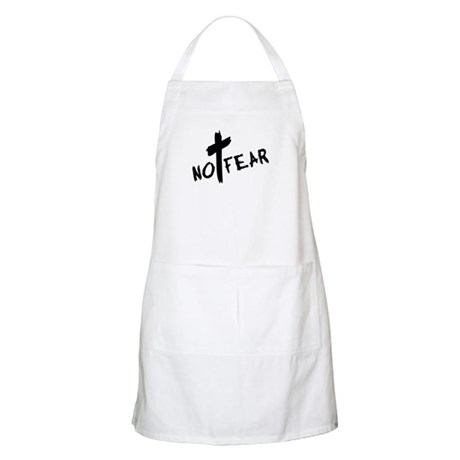 No Fear BBQ Apron