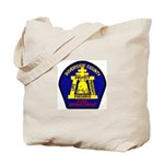 Riverside County Fire Tote Bag