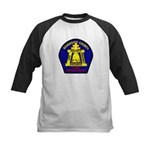 Riverside County Fire Kids Baseball Jersey