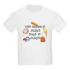 What Happens at Nanny's... T-Shirt