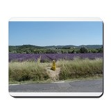 Unique Lavender Mousepad