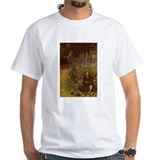 Gathering Pansies Shirt