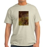 Gathering Pansies T-Shirt