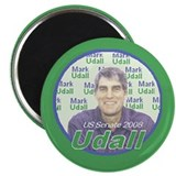 Mark Udall US Senate 2008 2.25&quot; Magnet (100 pack)