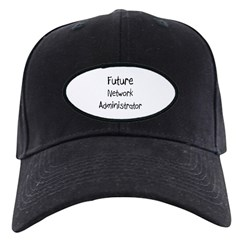 Future Network Administrator Black Cap