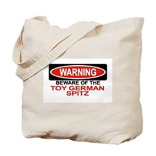 TOY GERMAN SPITZ Tote Bag