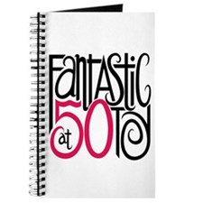 Fantastic at 50! Journal