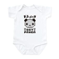 DOT PANDA Infant Bodysuit