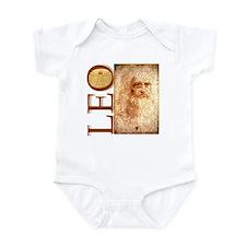 Cute Leonardo da vinci Infant Bodysuit
