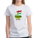 Hungary for love Women's T-Shirt