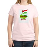 Hungary for love Women's Light T-Shirt