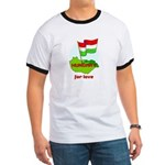Hungary for love Ringer T