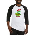 Hungary for love Baseball Jersey