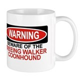 TREEING WALKER COONHOUND Small Mug
