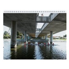 Pacific Rowing Club Wall Calendar