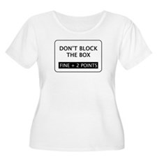 Don't Block The Box T-Shirt